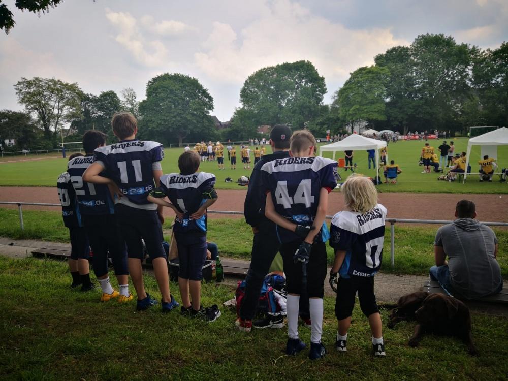 Sponsoring American Football in Europe