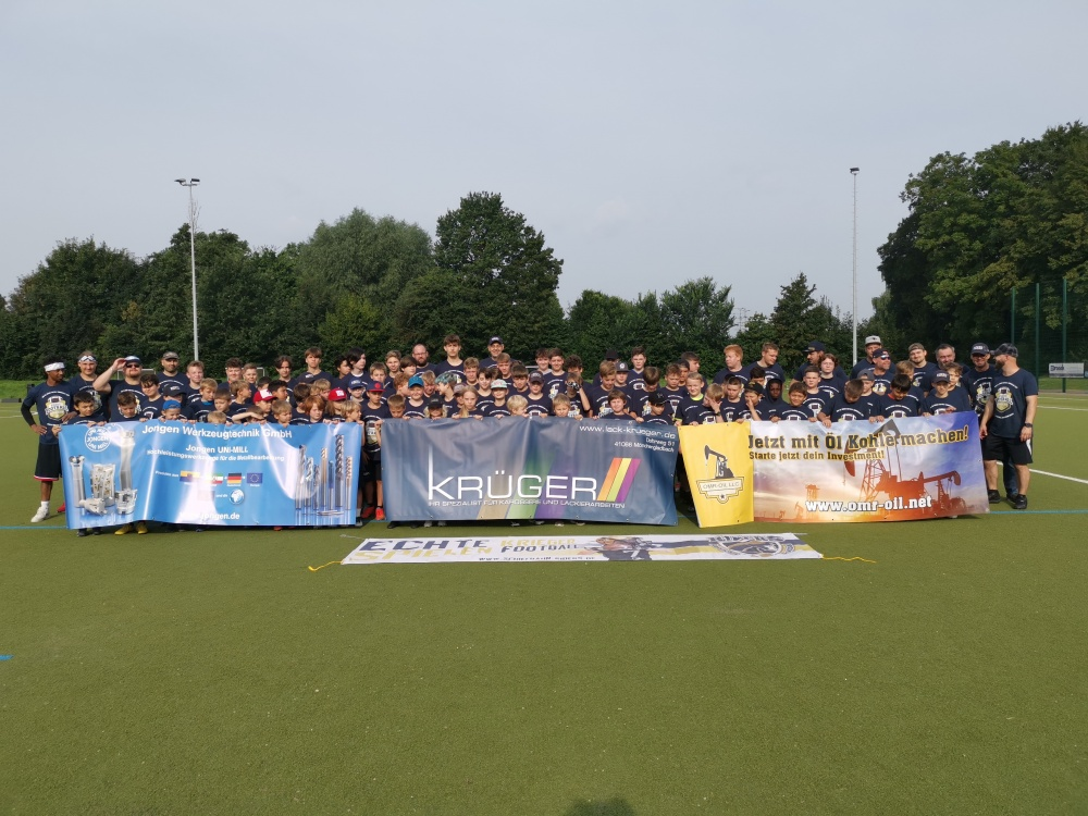 OMR Oil Riders - Jugend Football-Sommercamp 13-15 August 2021
